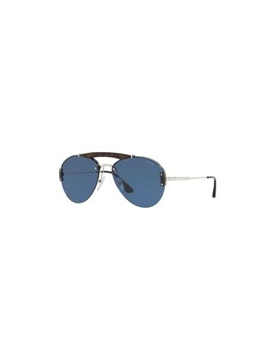 Prada Prada 0PR 62US Erkek Güneş Gözlüğü Renkli